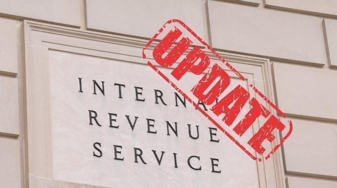 OVDP IRS Update