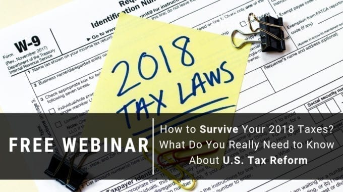 Ustaxiq Webinar How To Survive 2018 Taxes 1360×760