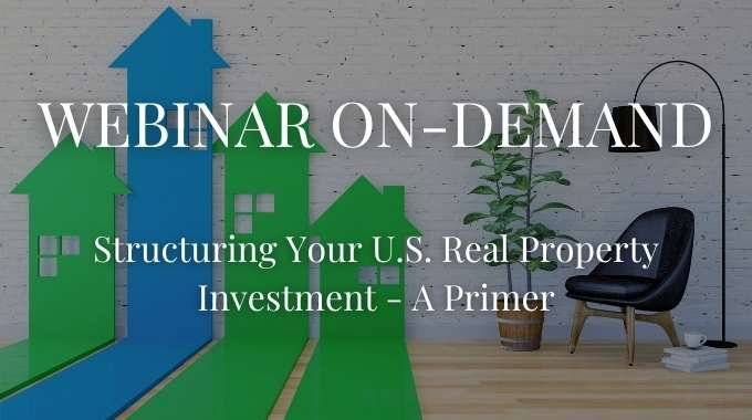 U.S. Real Property Investment