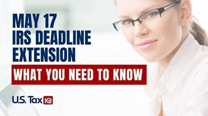 May 17 Irs Deadline Extension